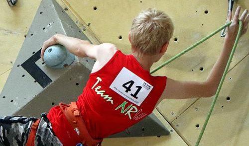 Artikelbild zu Artikel Rückblick: NRW-Landesmeisterschaft Lead