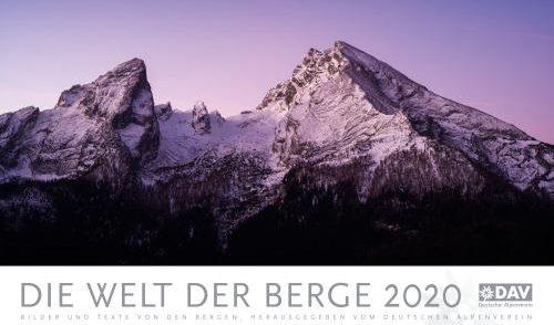 Artikelbild zu Artikel Neu: Alpenvereinsjahrbuch BERG 2020 und DAV-Kalender