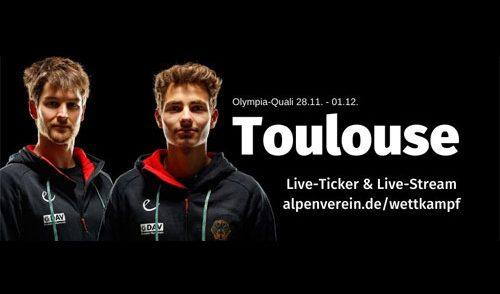 Artikelbild zu Artikel Qualifikation für Olympia im Fokus