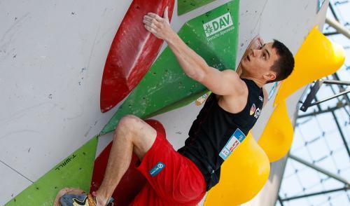 Artikelbild zu Artikel European Championships 2022 in München: Klettern ist dabei!