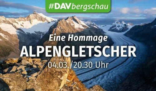 Artikelbild zu Artikel #DAVbergschau: Nächster Livestream am 04.03.